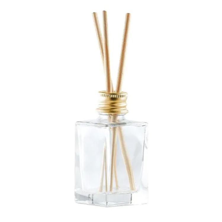 Vidro para Aromatizador de 30 ml com varetas kit com 30 unid
