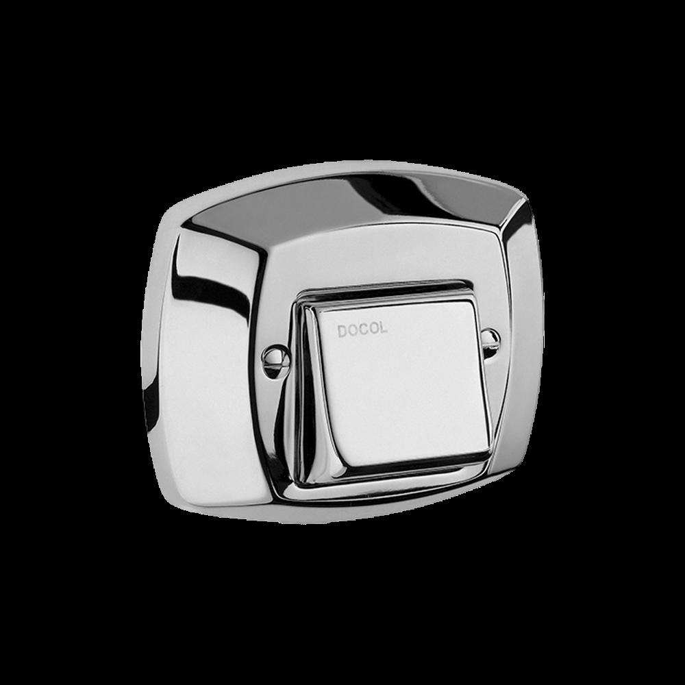 Acabamento para Válvula de Descarga Clássica Chrome Docol