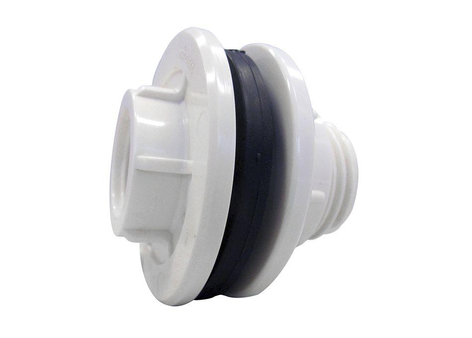 Adaptador PVC Roscável para Caixa D' água de 1.1/2 Polegada