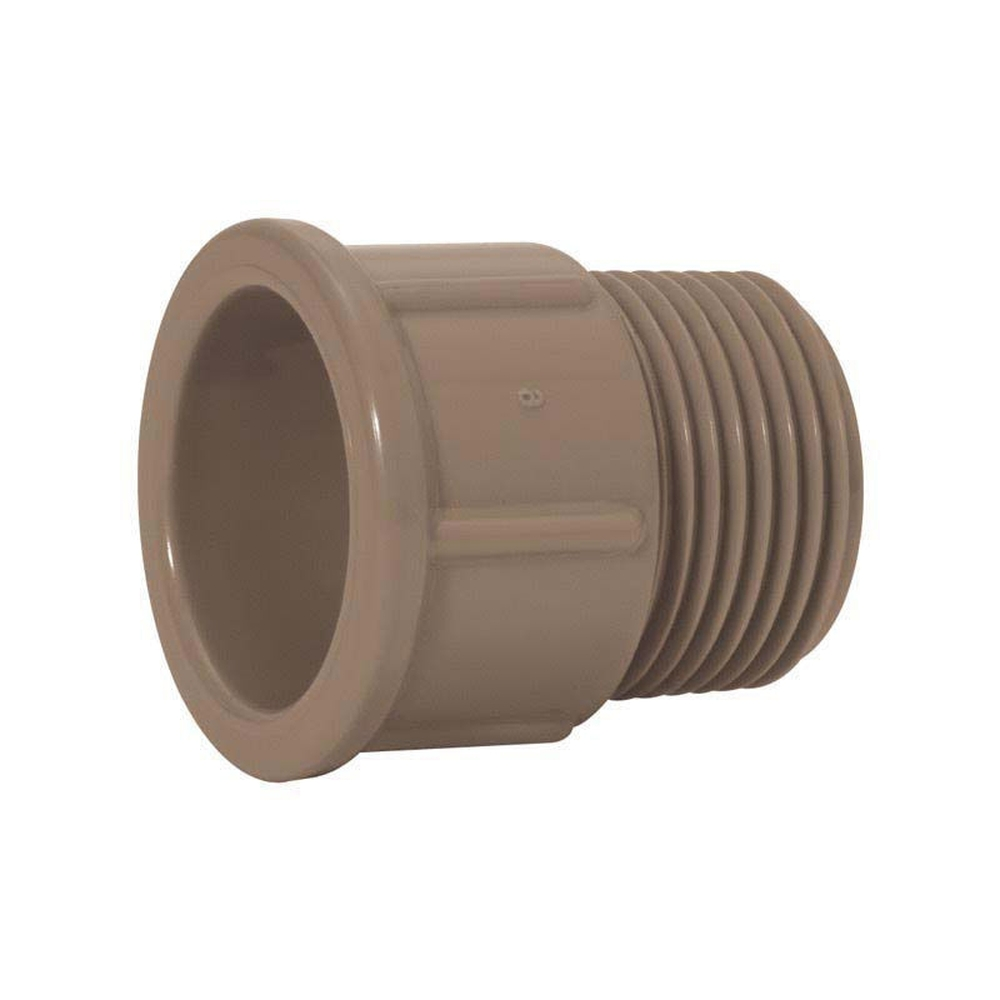 Adaptador PVC Solda Cola Rosca Curto de 75mm x 2.1/2'' Tigre
