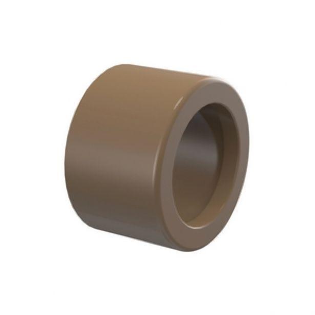 Bucha de Redução PVC Solda Rosca Curta de 85mm x 75mm Tigre
