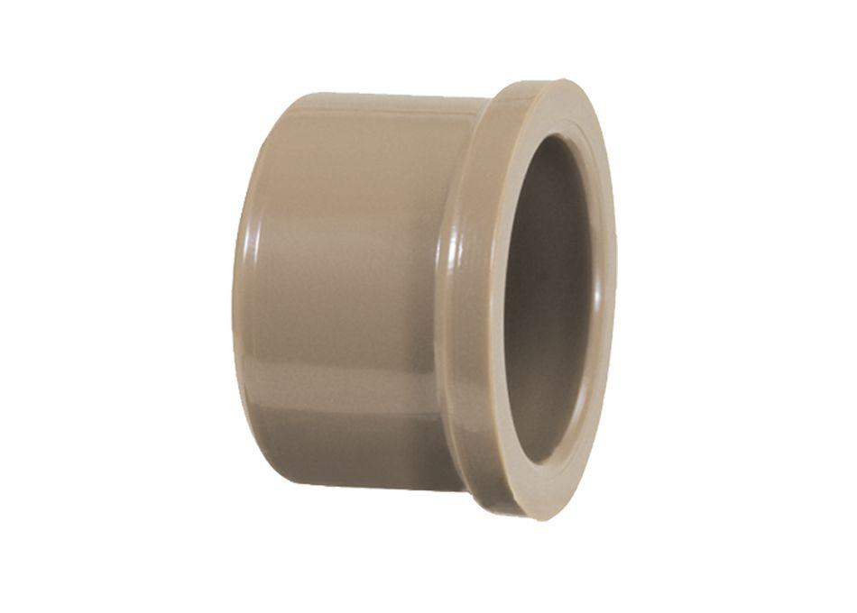 Cap Tampão PVC Soldável Cola de 25mm 3/4'' (Kit 20pçs)