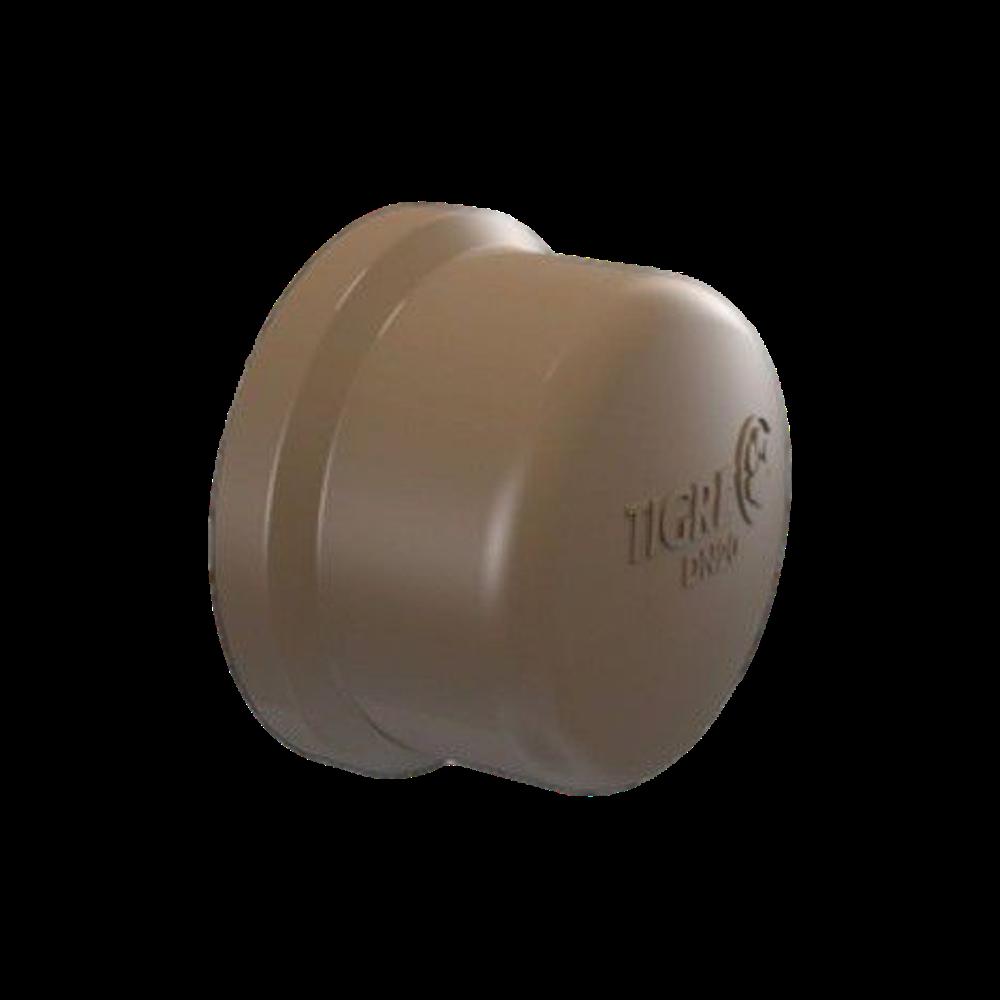 Cap Tampão PVC Soldável de 75mm