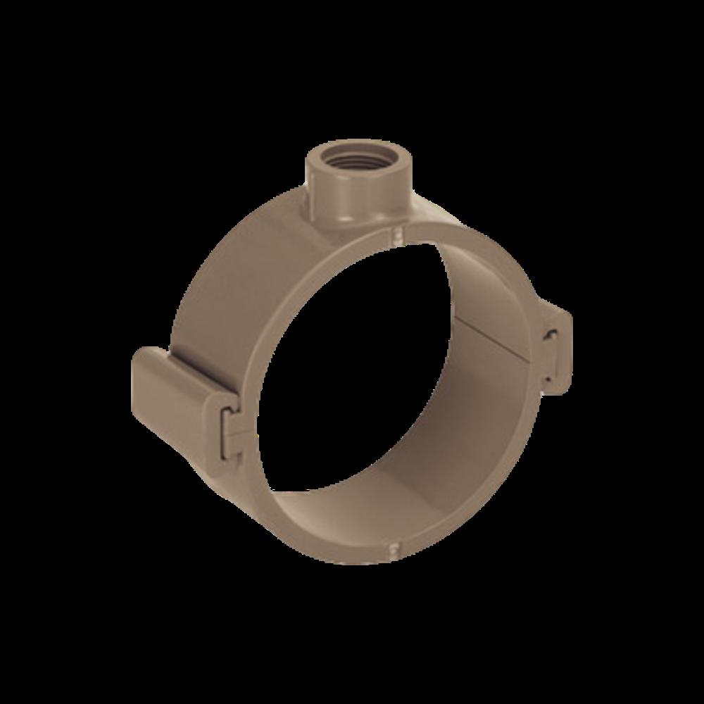 Colar Tomada Abraçadeira com Travas 110mm X 3/4 Polegada