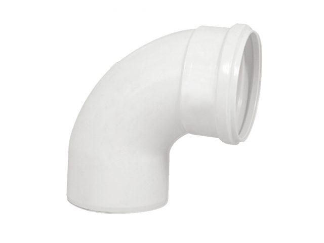 Curva PVC Esgoto Curta de 50mm x 90º