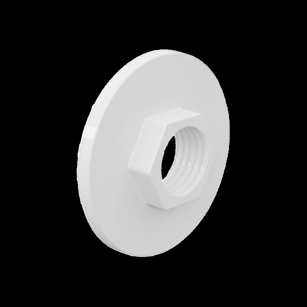 Flange PVC Roscável Sextavado de 2.1/2