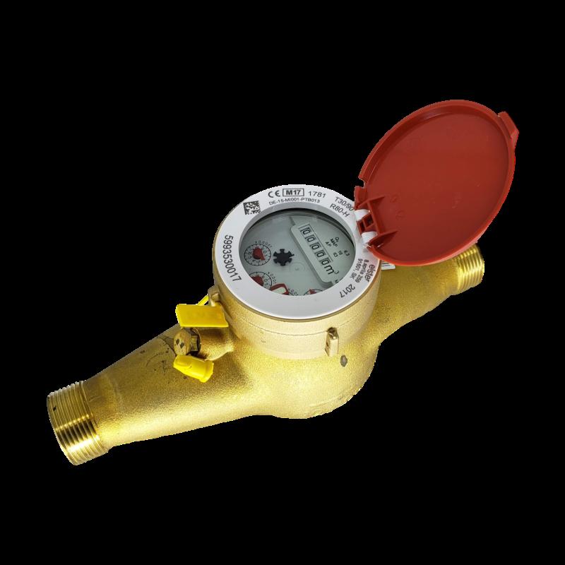 Hidrômetro Medidor de Água Multijato 1