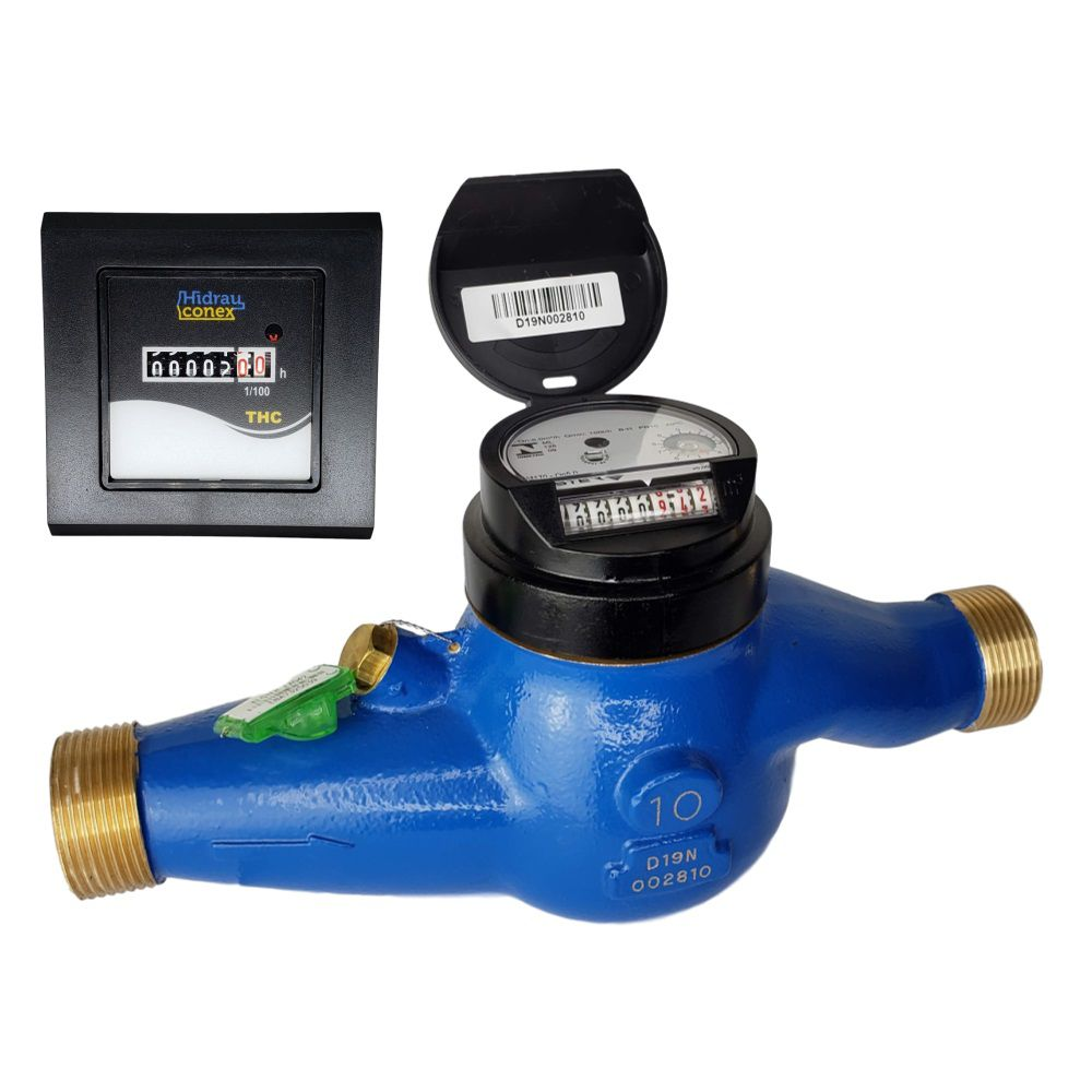 Hidrômetro Multijato Medidor De Água 1