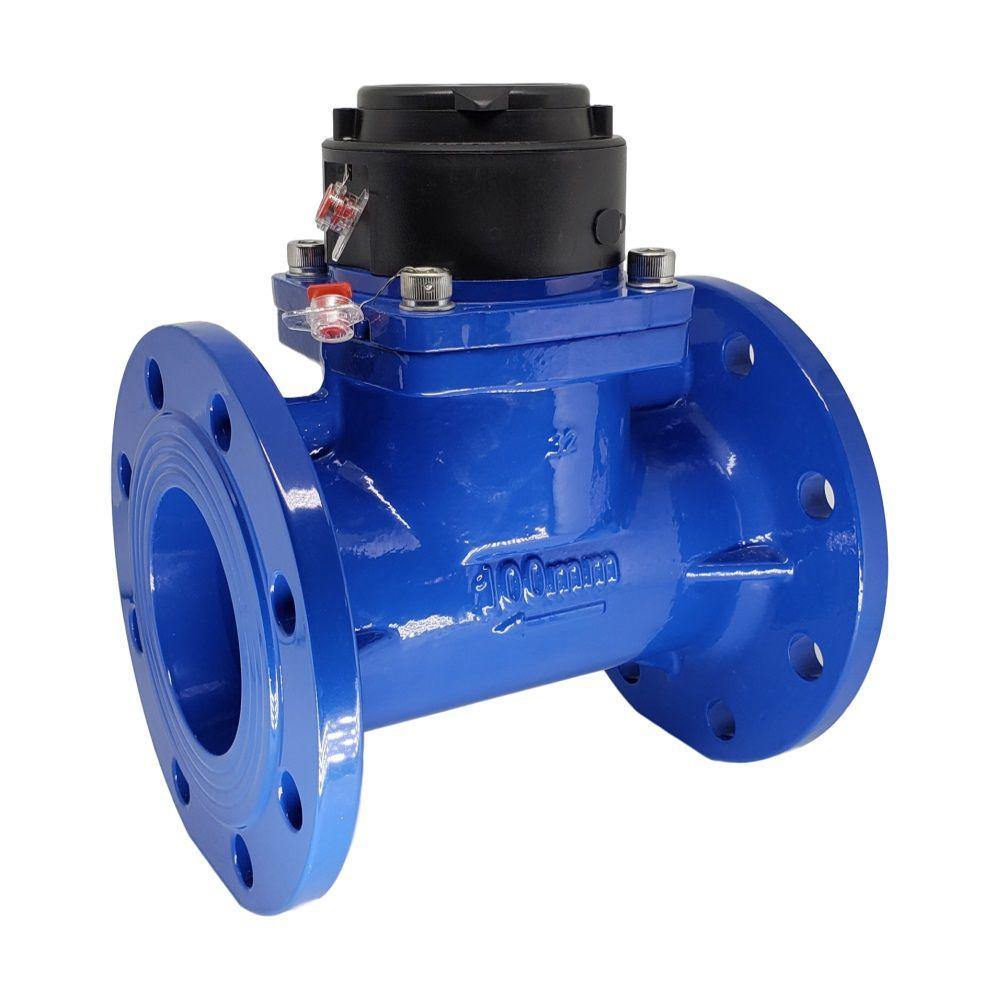 Hidrômetro Woltmann Tangencial Irrigação DN 150mm 6 Polegada