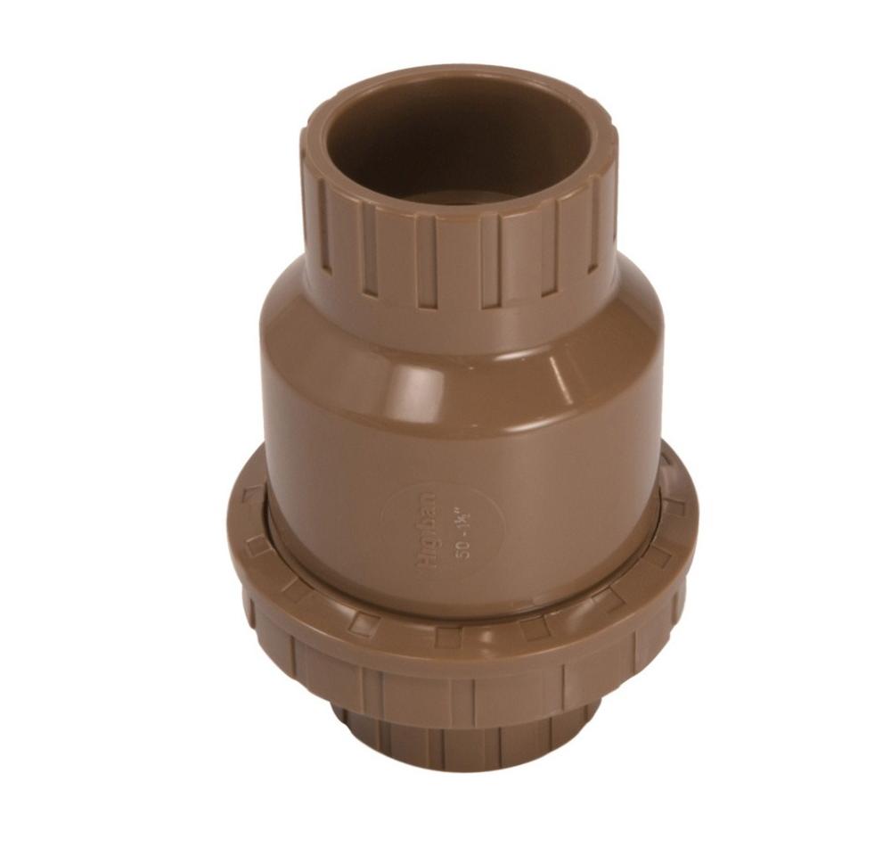 Kit Válvula de Retenção Soldável de 20mm (1pç) + 25mm (1pç)