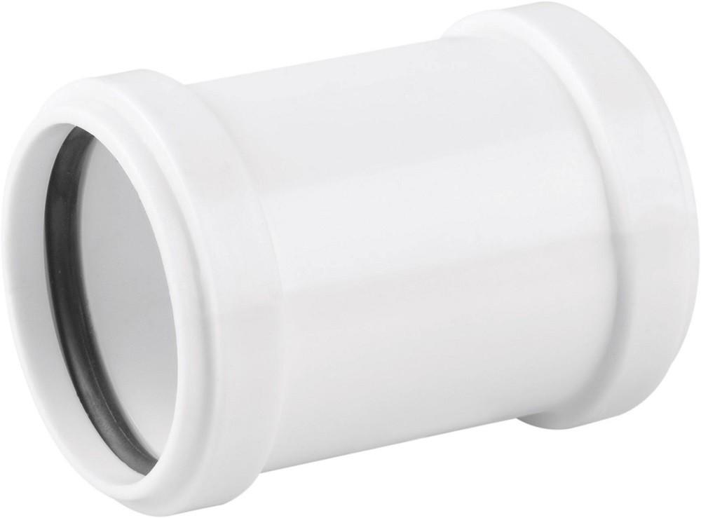 Luva de corre PVC Esgoto de 40mm com Anel Tigre