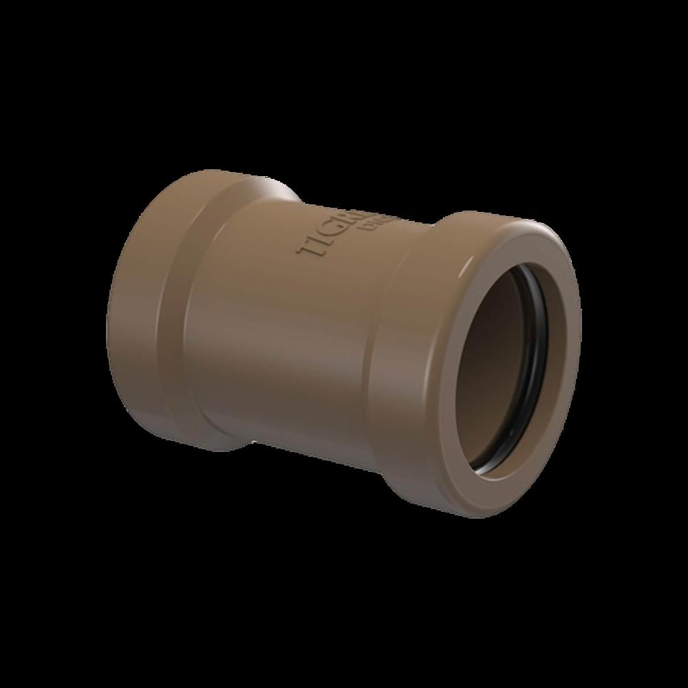 Luva de Correr PVC para Tubo Soldável de 32mm