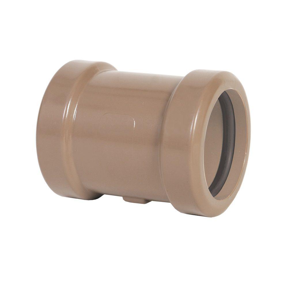 Luva de Correr PVC para Tubo Soldável de 40mm
