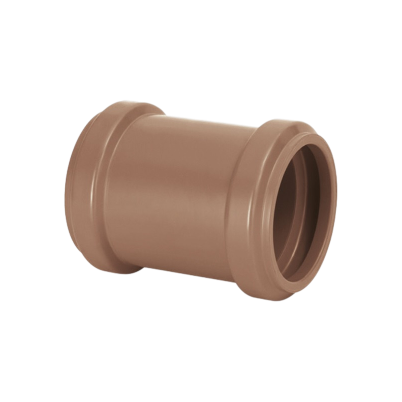 Luva de Correr PVC PBA de 60mm com Anel