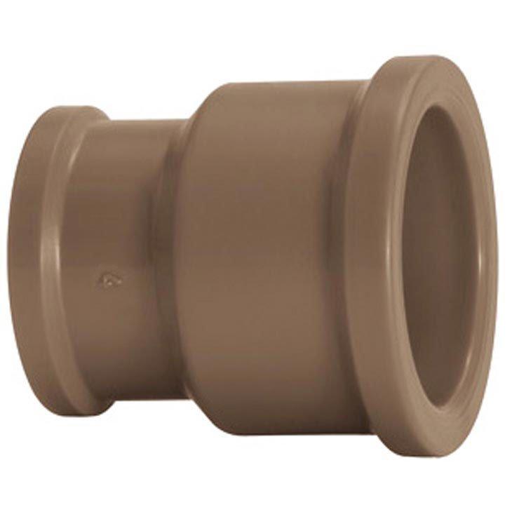 Luva de Redução PVC Soldável de 32mm x 25mm
