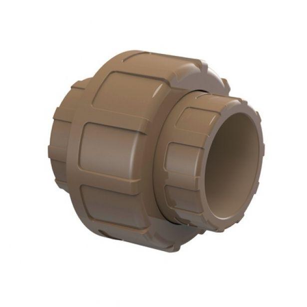 Luva de União PVC Soldável de 20mm Tigre
