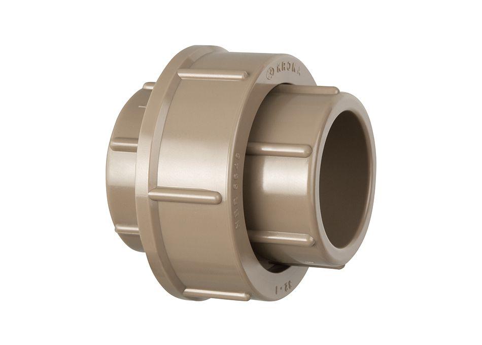 Luva de União PVC Soldável de 50mm