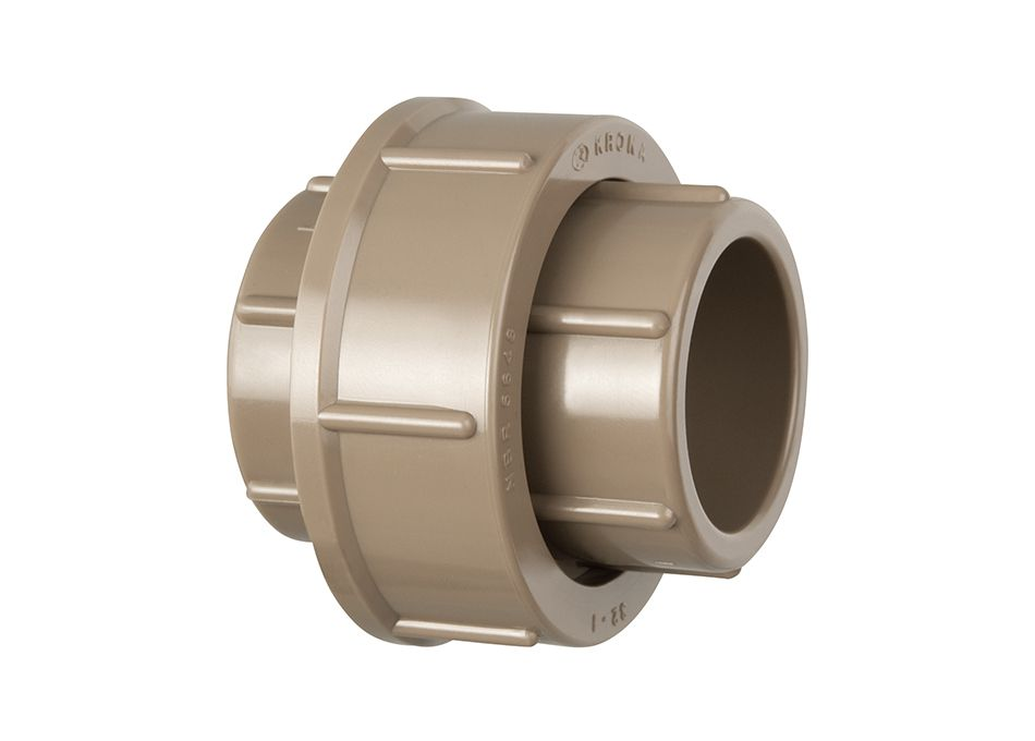 Luva de União PVC Soldável de 85mm