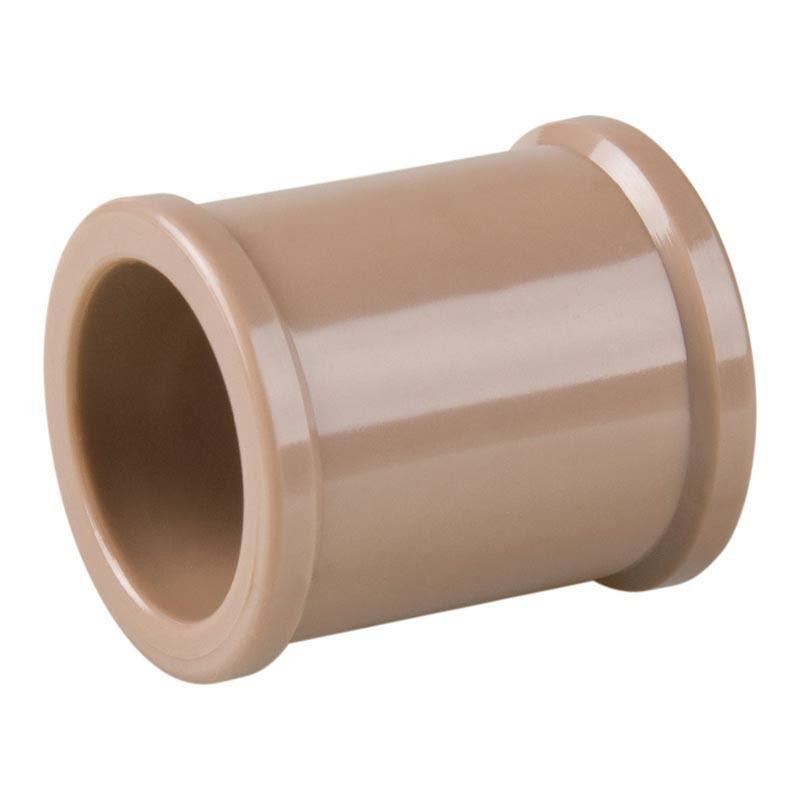 Luva PVC Soldável Cola de 50mm