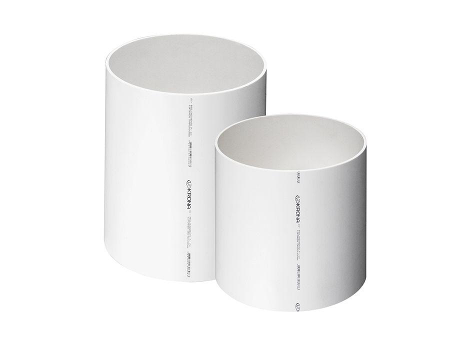 Prolongamento PVC para Válvula de Retenção de 150mm X 20cm