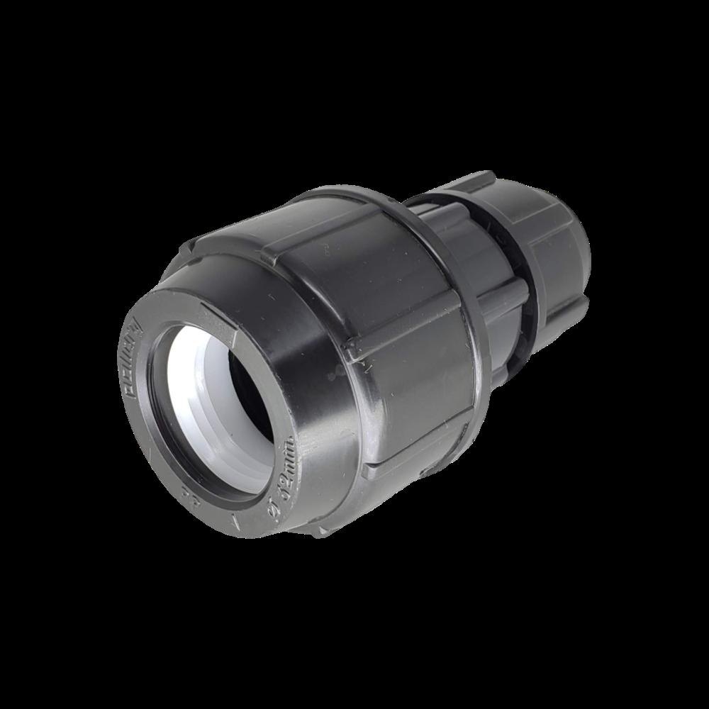 Redução de Compressão Polipropileno PEAD de 32mm x 20mm