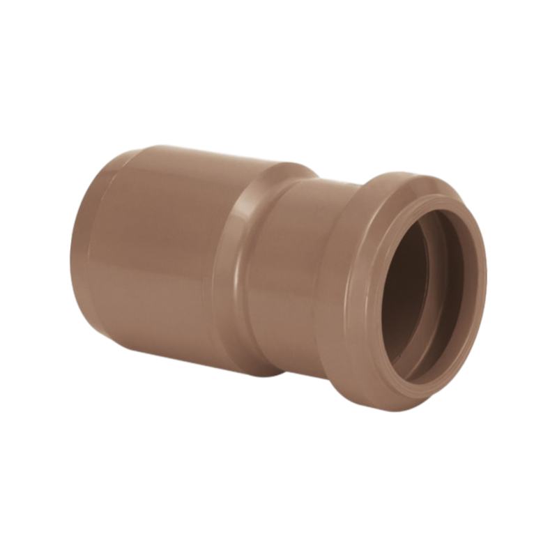 Redução PVC PBA Ponta Bolsa de 110mm x 85mm Tigre com Anel
