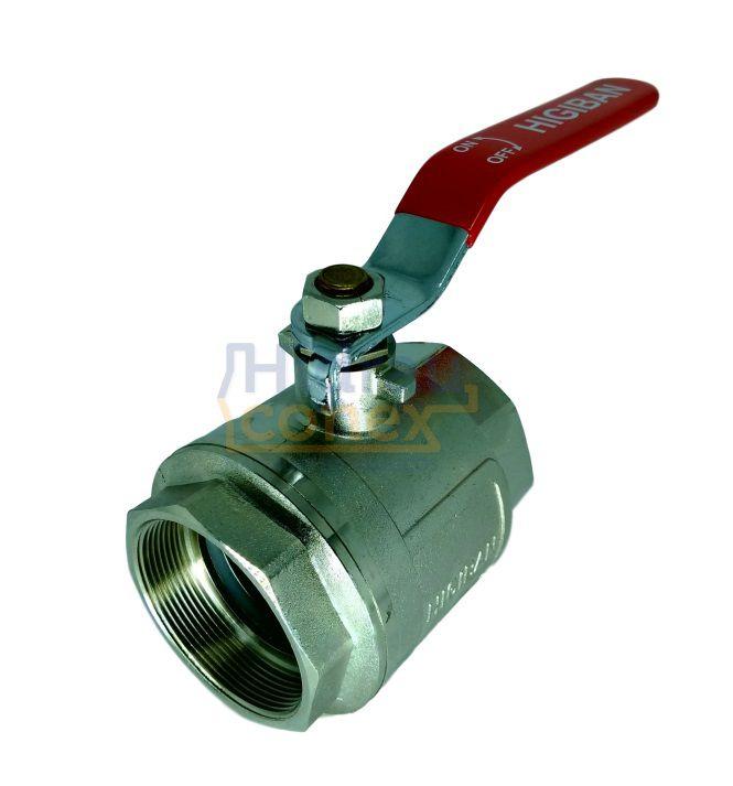 Registro Esfera Metal Alavanca PN 25 De 2 1/2 Polegada