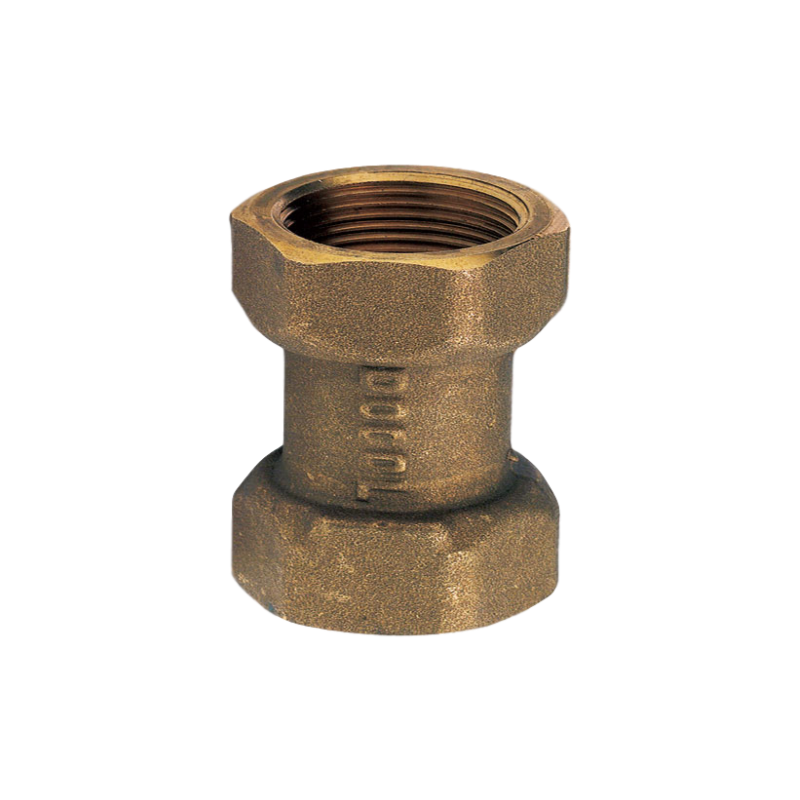 Válvula de Retenção Universal em Bronze de 1.1/2 Polegada