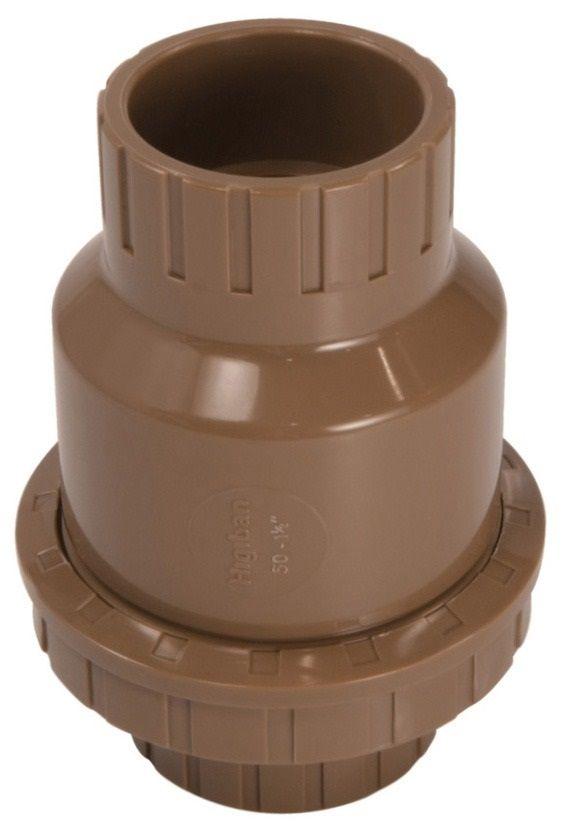 Válvula de Retenção Universal PVC Soldável de 25mm