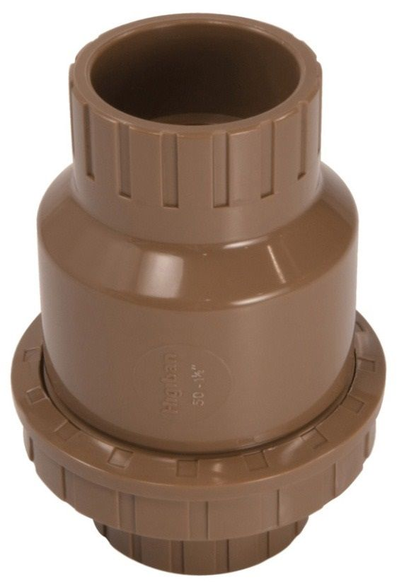 Válvula de Retenção Universal PVC Soldável de 40mm