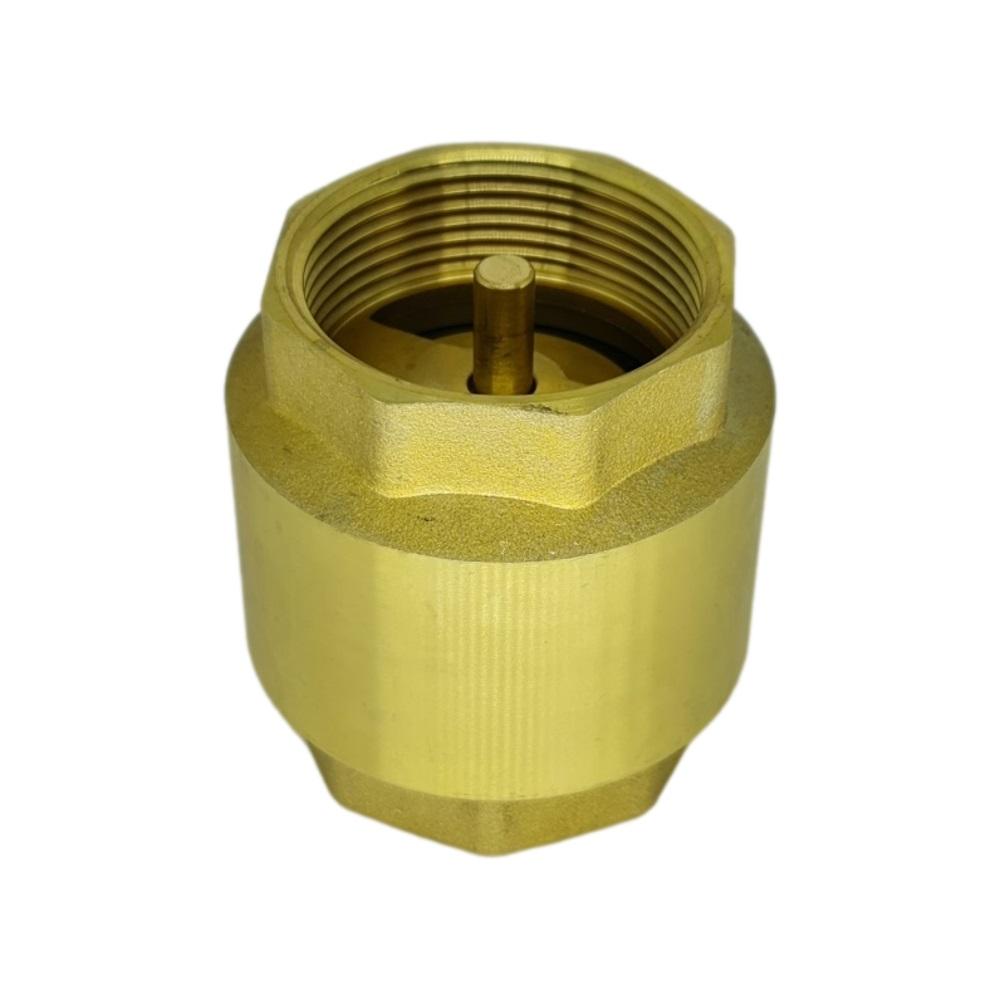 Válvula de Retenção Vertical Metal de 1.1/2'' Polegada
