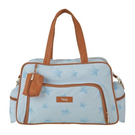Bolsa Maternidade Céu Estrelado Azul - Hug