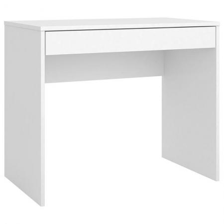 Escrivaninha Facility Branco Brilho - Demóbile