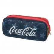 Estojo Escolar Coca Cola American Flag 7114714 - Pacific