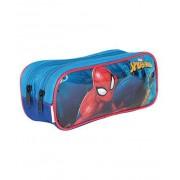 Estojo Escolar Duplo Spider Man 065359-00- Sestini
