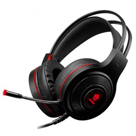 Fone Gamer Headset Têmis EG301R Evolut