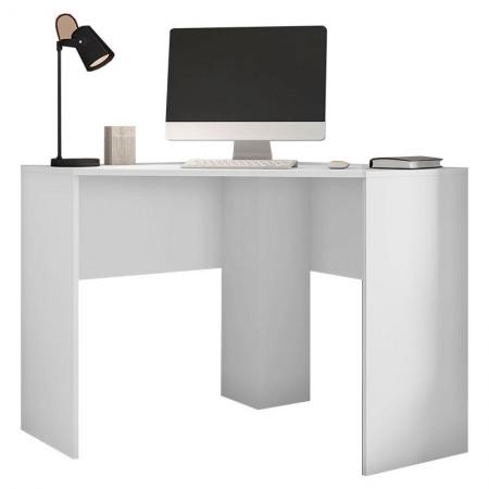 Mesa de Canto Cubic Branco - Caemmun