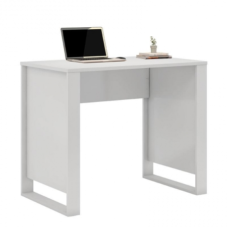 Mesa para Computador Morada Branco - Demóbile