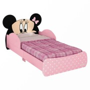 Mini Cama Infantil Minnie Disney 7A - Pura Magia