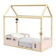 Mini Cama Montessoriana Liv Rose Natural - Matic