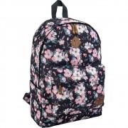 Mochila Escolar Academie 241216 Flores - Tilibra