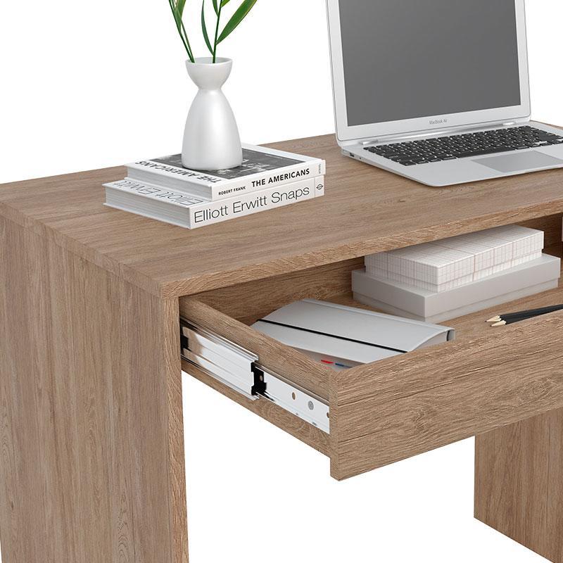 Escrivaninha Facility Nogal Touch - Demobile