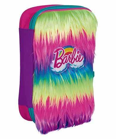Estojo Escolar Barbie Dreamtopia - Sestini