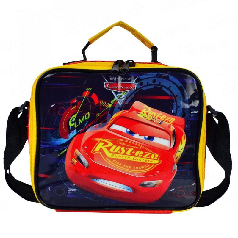 Lancheira Escolar Carros 30097 - Dermiwil