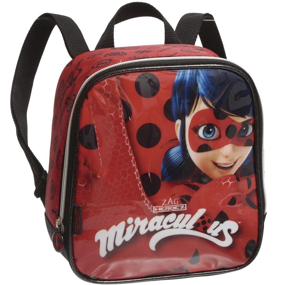 Lancheira Escolar Miraclous Ladybug 966G11 - Pacific