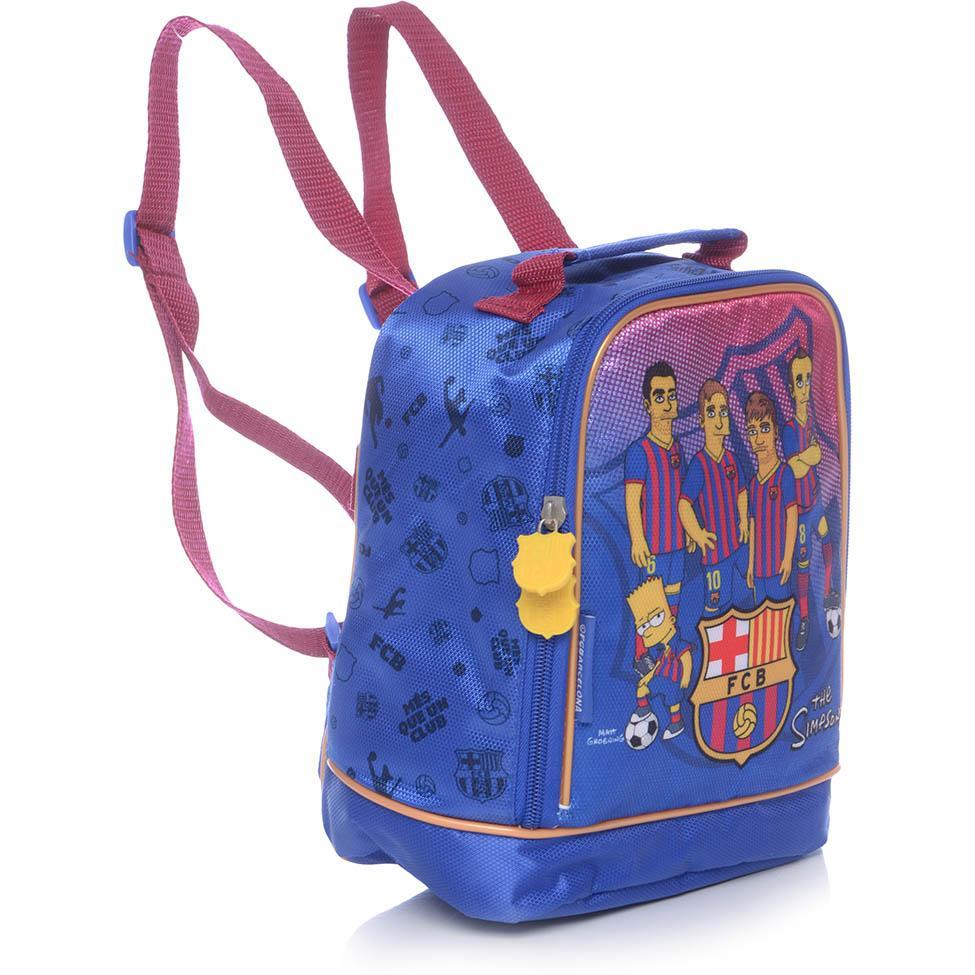 Lancheira Escolar Monfort Simpsons Barcelona 940G09