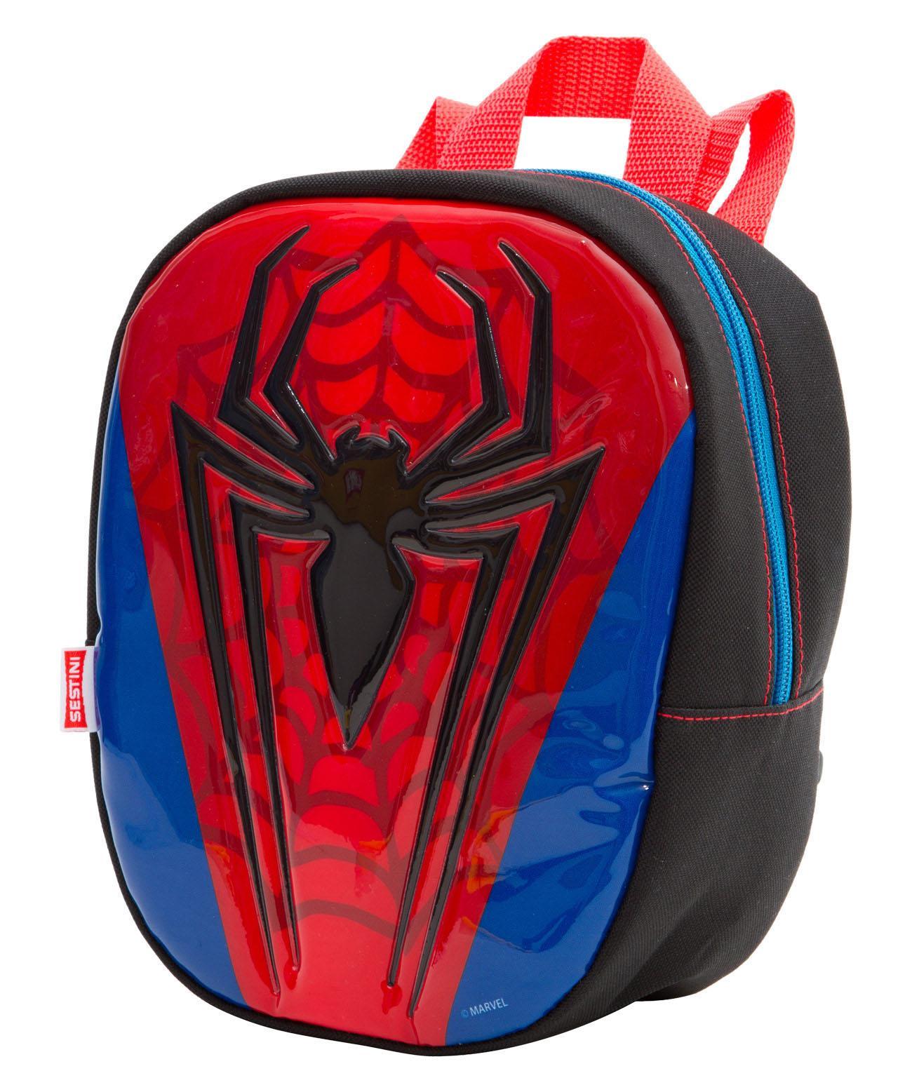 Lancheira Escolar Sestini Spiderman 64619-00