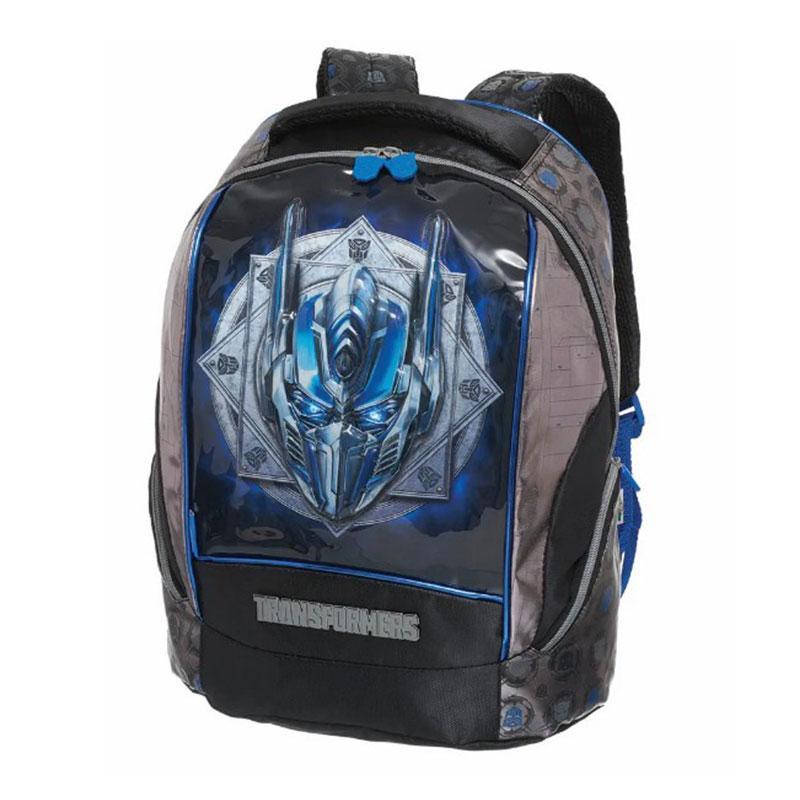 Mochila Escolar Transformers Optimus 933P04 - Pacific