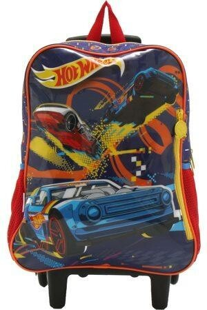 Mochilete Escolar Hot Wheels 65234 - Sestini