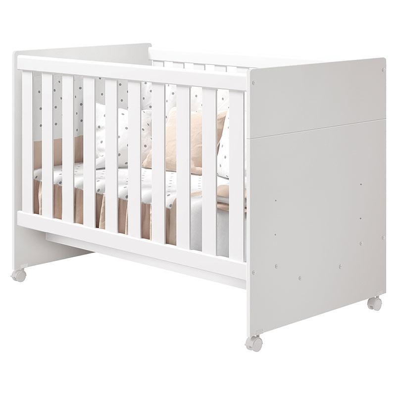 Quarto de Bebê Katatau Flex 4 Portas Branco Brilho - Reller